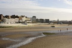 Margate seafront. Kent. England Stock Images