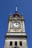 MARGATE, UK - AUG 8, 2015. The clock tower Royalty Free Stock Photo