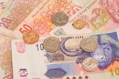 Margens e centavos Imagens de Stock Royalty Free