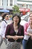 Margeret Cho dans Castro Photo libre de droits