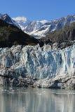 Margerie冰川,冰河海湾国家公园,阿拉斯加 免版税库存图片