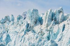 Margerie Glacier Royalty Free Stock Photos