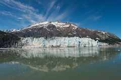 Margerie Glacier Royalty Free Stock Image