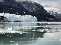 Margerie Glacier in Glacier Bay National Park, Alaska Stock Photos