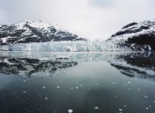 Margerie Glacier At Glacier Bay National Park, Alaska Royalty Free Stock Images