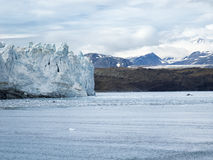Margerie Glacier at Glacier Bay National Park, Alaska Royalty Free Stock Image