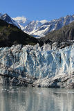 Margerie Glacier, het Nationale Park van de Gletsjerbaai, Alaska Royalty-vrije Stock Afbeelding