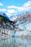 Margerie Gletscher lizenzfreie stockfotos