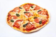 Margerita pizza Royalty Free Stock Photo