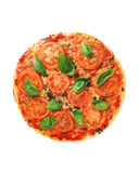 Margharita Pizza Stock Image