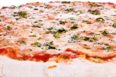 Margharita van de pizza Royalty-vrije Stock Foto's