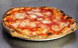 Margherita пиццы Стоковое Изображение