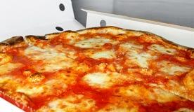 Margherita пиццы Стоковое Фото