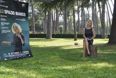 Margherita Buy - actress Royalty Free Stock Photo