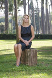 Margherita Buy - actress Royalty Free Stock Photography