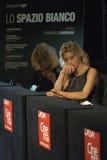 Margherita Buy - actress Stock Image