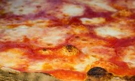 Margherita da pizza Fotografia de Stock Royalty Free