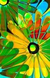 Margherita del Popsicle Fotografia Stock Libera da Diritti