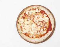 Margherita pizza Royalty Free Stock Image