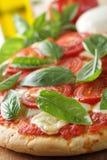 Margherita pizza Zdjęcie Royalty Free