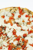 Margherita pizza 6 Royalty Free Stock Image
