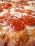Margherita pizza Zdjęcia Stock