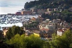 margherita santa ligure Италии стоковая фотография