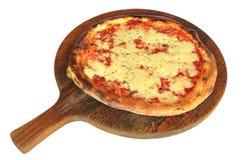 margheritapizza Fotografering för Bildbyråer