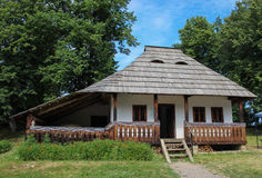 Marginea Pottery Workshop at Sueava Village Museum Stock Photography