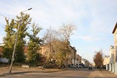 marginesu miasteczko Fotografia Stock