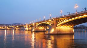 Margit Bridge Royalty Free Stock Image