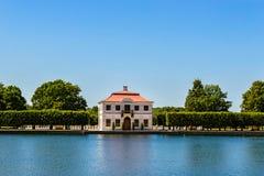 Marglisty pałac Obrazy Royalty Free