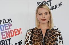 Margot Robbie stock image