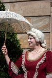 Margravial-Oper haus- Bayreuth Stockfotografie
