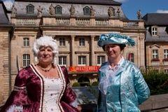 Margravial operahus - Bayreuth Fotografering för Bildbyråer