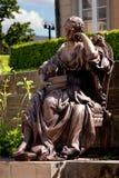 Margravine Wilhelmine - Bayreuth Royaltyfri Fotografi