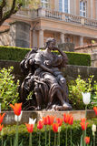 Margravine Wilhelmine - Bayreuth Royalty Free Stock Photo
