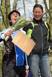 Margriet Uil en Monique Haans Royalty-vrije Stock Afbeeldingen