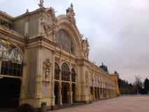 Mariánské Lázně. Spa town in the Karlovy Vary Region of the Czech Republic royalty free stock image
