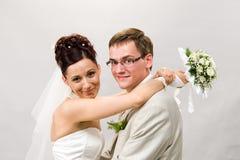 Marié. image libre de droits