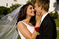 marié de mariée photos libres de droits