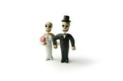 marié de mariée Image libre de droits
