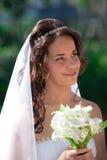 Mariée photo stock