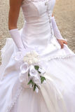 Mariée Image stock