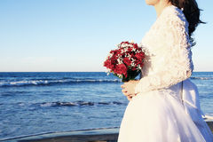 mariée Images libres de droits