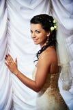 Mariée de luxe Photographie stock