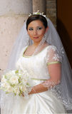 Mariée de mariage photographie stock libre de droits