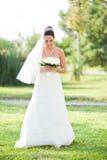 Mariée de mariage Photographie stock