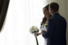 Mariée et marié Photo libre de droits