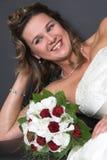 Mariée heureuse Image libre de droits
